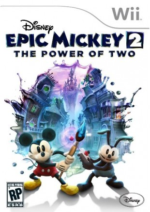 Disney Epic Mickey 2 The Power of Two Wii