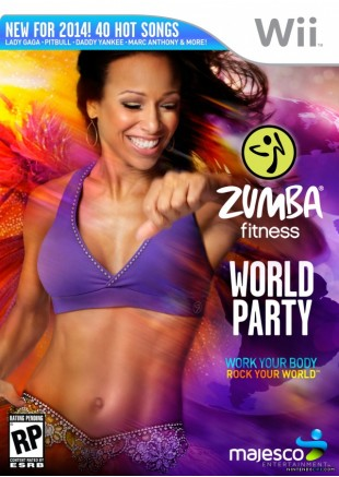 Zumba Fitness World Party WII