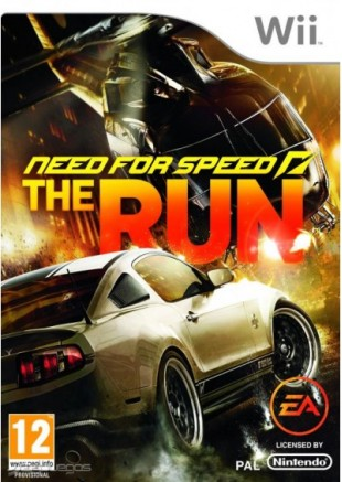 Need For Speed The Run Wii