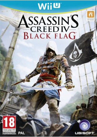 Assassin's Creed IV Black Flag Wii U