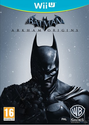 Batman Arkham Origins WII U