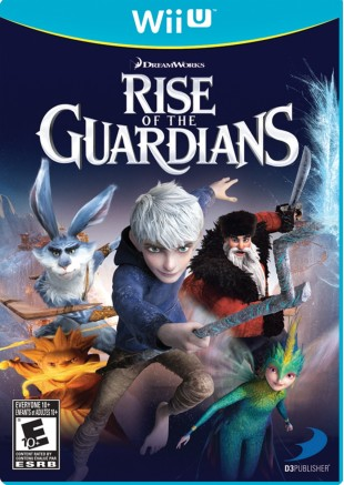 Rise Of The Guardians WII U