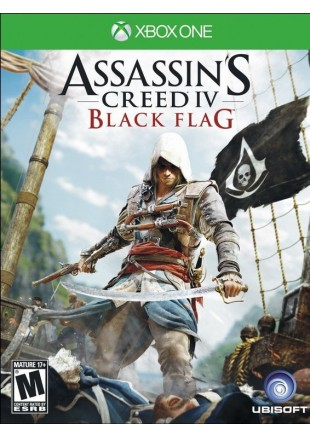 Assassin's Creed IV Black Flag XONE