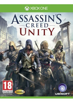 Assassin's Creed Unity XONE