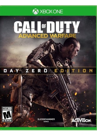 Call Of Duty Advanced Warfare Day Zero Edition XONE