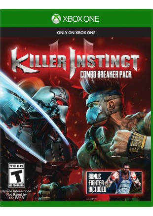 Killer Instinct Combo Breaker Pack XONE