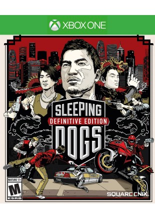 Sleeping Dogs Definitive Edition XONE