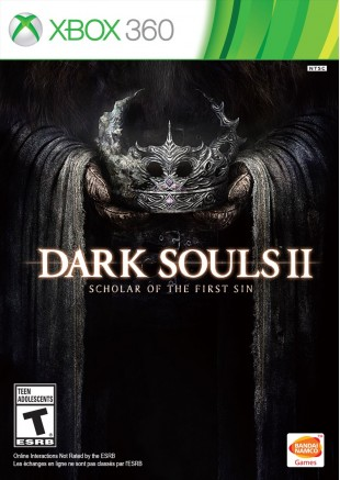 Dark Souls II Scholar of the First Sin Xbox 360