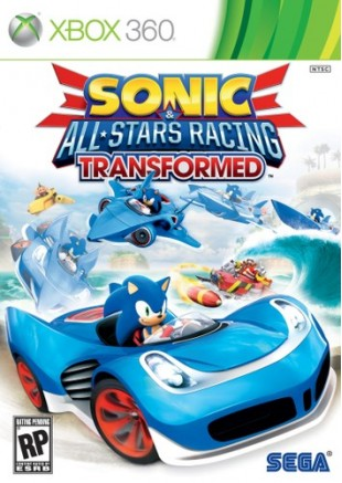 Sonic All Stars Racing Transformed Xbox360