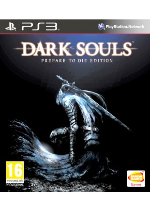 Dark Souls Prepare to Die Edition PS3