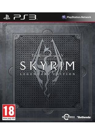Elder Scrolls V: Skyrim Legendary Edtion PS3