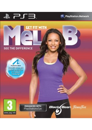 Get Fit with Mel B PS3