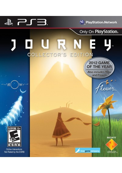 Journey Collectors Edition PS3