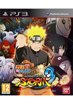Naruto Ultimate Ninja Storm 3 PS3