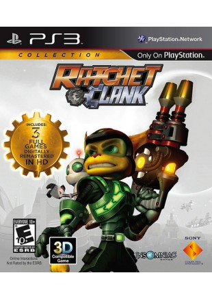 Ratchet & Clank Collection PS3