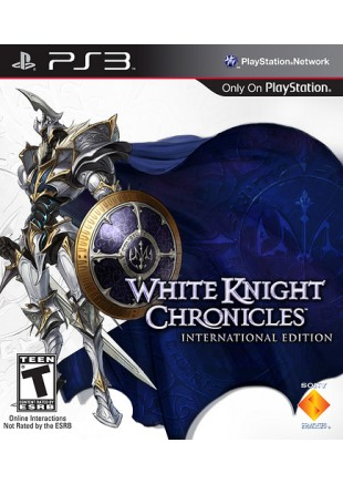 White Knight Chronicles International Edition PS3
