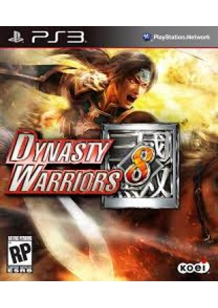 Dynasty Warriors 8 PS3