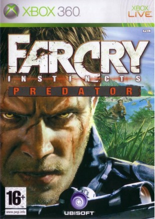Far Cry Instincts Predator XBOX 360