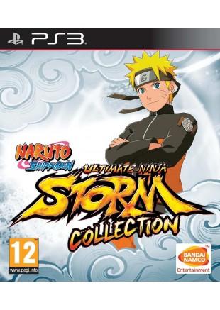 Naruto Shippuden ltimate Ninja Storm Collection PS3