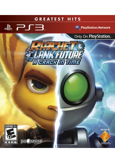 Ratchet and Clank: Crack in time PS3