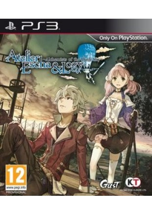 Atelier Escha & Logy Alchemists of the Dusk Sky PS3
