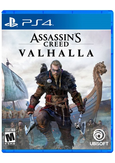 Assassin's Creed: Valhalla PS4