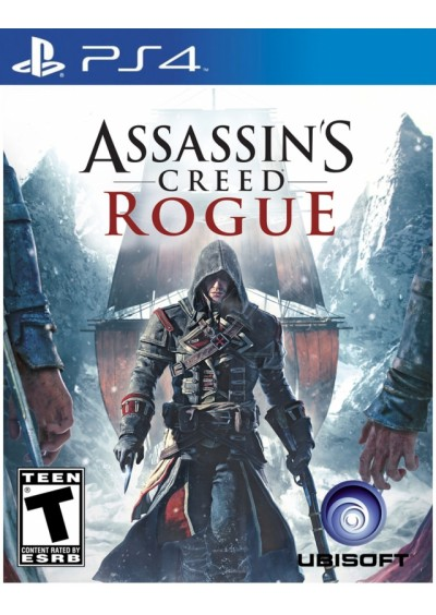 Assassin's Creed Rogue PS4