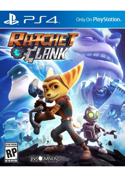 Ratchet & Clank PS4 (Formato Sobre)