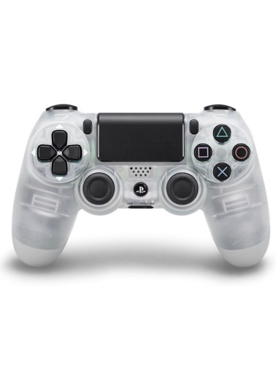 Dualshock 4 Crystal Limited Edition