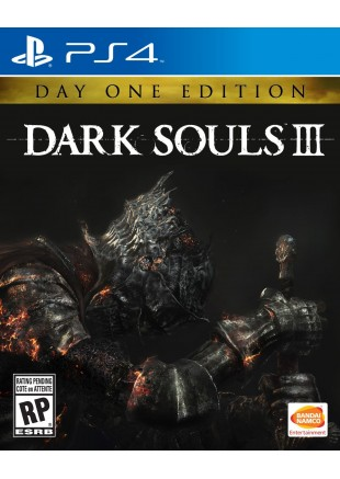 Dark Souls 3 DAY ONE Edition PS4