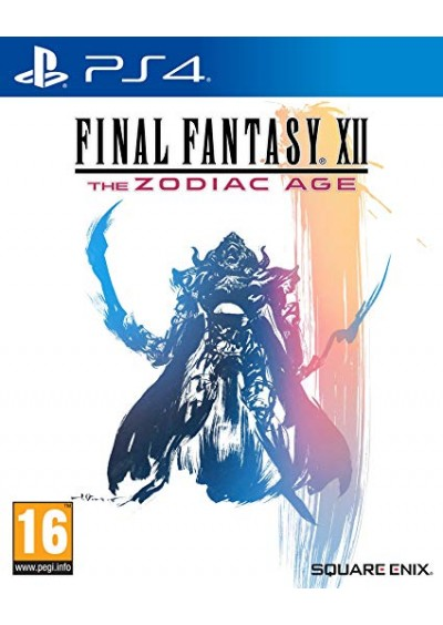 Final Fantasy XII - The Zodiac Age PS4