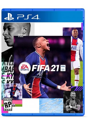 FIFA 21 PS4 + DLC Exclusivo