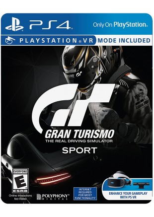 Gran Turismo Sport Limited Edition PS4