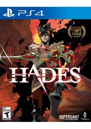 Hades PS4
