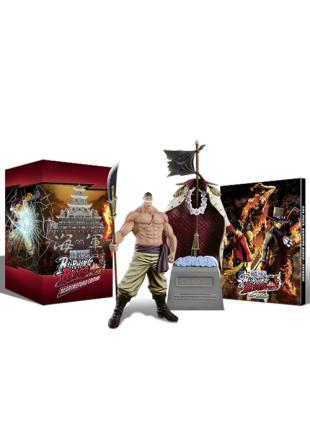 One Piece: Burning Blood MarineFord Edition PS4