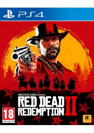 Red Dead Redemption 2 PS4 (EURO)