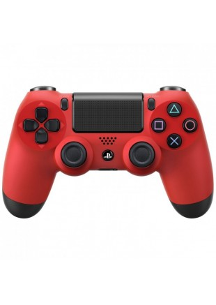 DualShock 4 Magma Red PS4