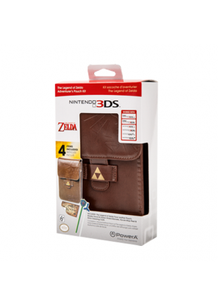 Travel Pouch The Legend Of Zelda 3DS / 3DS XL / NEW 3DS XL