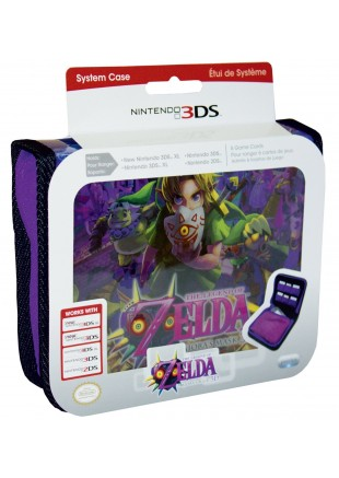 Bolso Zelda Majora's Mask para Nintendo 3DS XL/ New 3DS XL