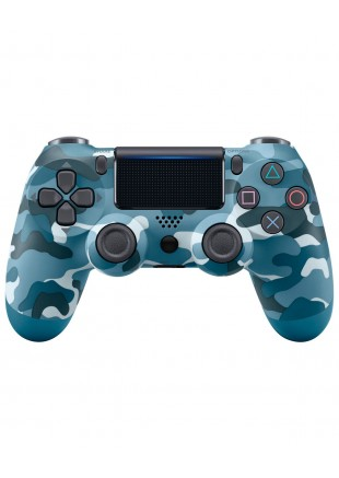 Control Inalambrico para Playstation 4 Blue Camo