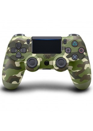 Control Inalambrico para Playstation 4 Green Camo