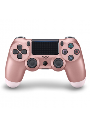 Control Inalambrico para Playstation 4 Rose Gold