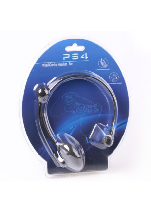 Headset Alambrico para PS4 Macro