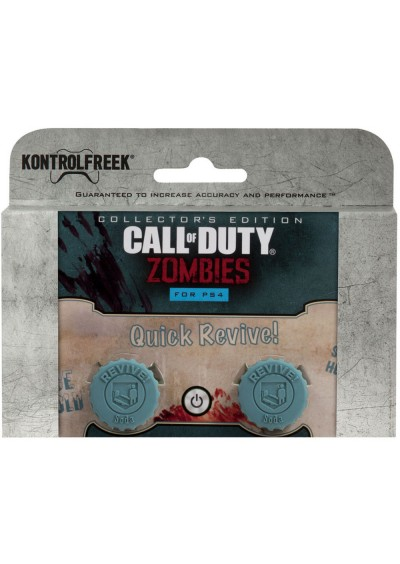 KontrolFreek COD Zombies Quick Revive PS4