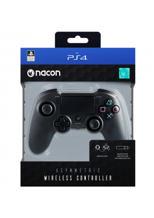 Control Nacon Asymmetric Wireless Ps4 Licencia Oficial Sony