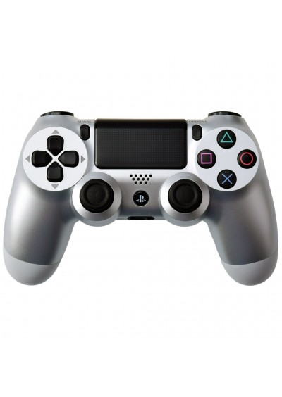 DualShock 4 Silver New Model PS4