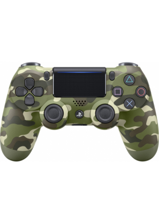 DualShock 4 Green Camo New Model PS4