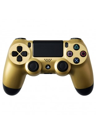 Dualshock 4 GOLD Limited Edition