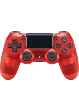 Dualshock 4 Crystal Red Limited Edition