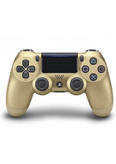 Dualshock 4 GOLD Limited Edition PS4